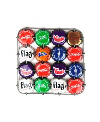 Dessous de plat en capsules...