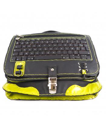 sac cartable clavier