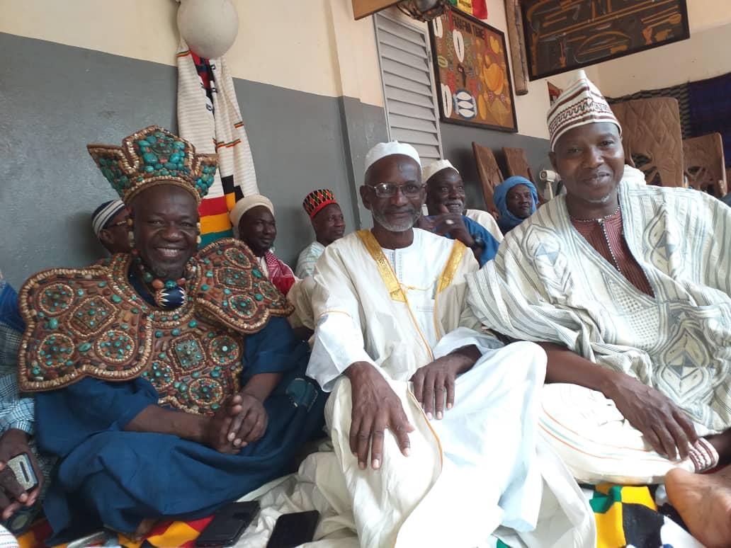 Oumar Cissé et Ousmane Dembele