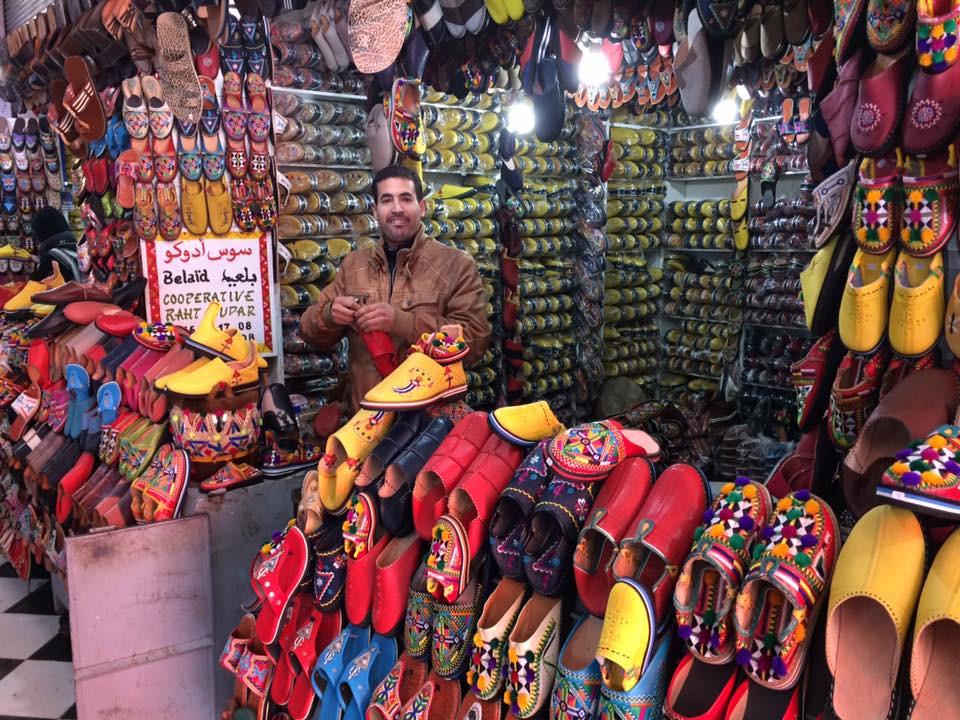 Coopérative artisanale des cordonniers Raht Oudar